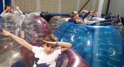 Bubble Football à Salon-de-Provence