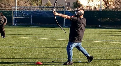 Archery Game Salon-de-Provence
