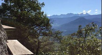 Via Ferrata près de Chambéry