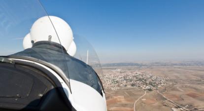 Vol en ULM Autogire près de Toulouse