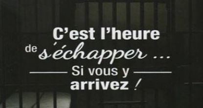 La Grande Evasion, Escape game à Troyes