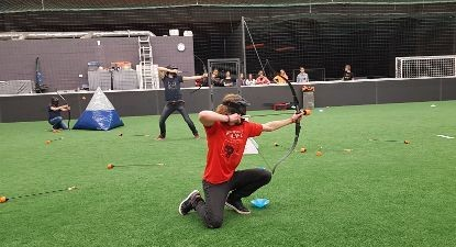 Archery Bump Indoor à Troyes