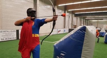 Archery Tag Indoor à Troyes