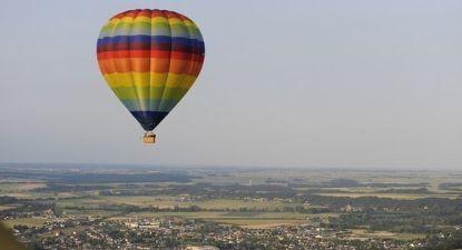 Vol en Montgolfière à Blois