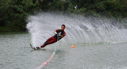 Initiation au Ski nautique proche d'Ajaccio