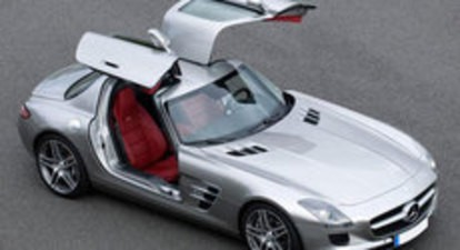 Pilotage sur Route en Mercedes-AMG à Maubeuge