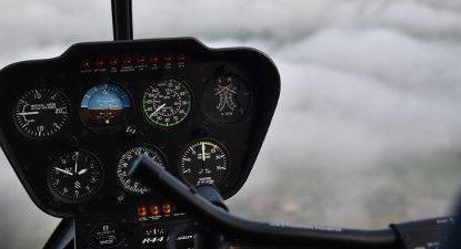 Initiation au pilotage d'hélicoptère près de Nancy
