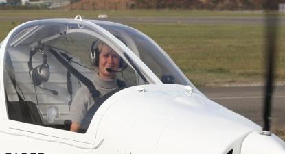 Vol en ULM à Colmar