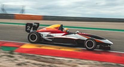 Stage de Pilotage en Formule Renault 2.0 - Circuit de Nogaro