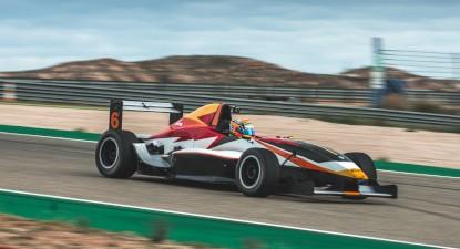 Stage de Pilotage en Formule Renault 2.0 - Circuit du Val de Vienne