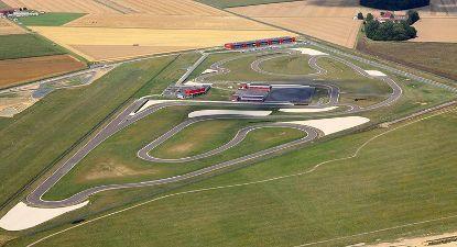 Stage de Pilotage en Formule Renault 2.0 - Circuit de la Ferté-Gaucher