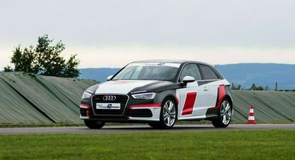 Cours particulier Mixte Audi A3 Cup et Subaru - Circuit d'Andrézieux