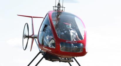 Baptême en Hélicoptère Ultraléger près de Saint-Quentin