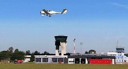 Stage d'initiation au pilotage d'avion près de Strasbourg