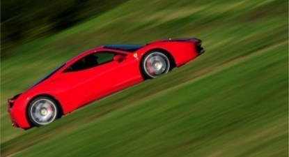 Stage de Pilotage en Ferrari F458 Italia - Circuit du Laquais