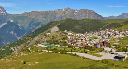Baptême en ULM Pendulaire - Vol à l'Alpe d'Huez