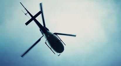 Vol d'initiation au pilotage d'hélicoptère près de Paris