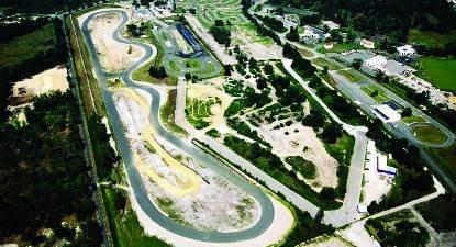 Stage de Pilotage en Ferrari 458 Italia - Circuit de Mérignac