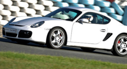 Pilotage en Porsche Cayman  718 S - Circuit de Bordeaux Mérignac