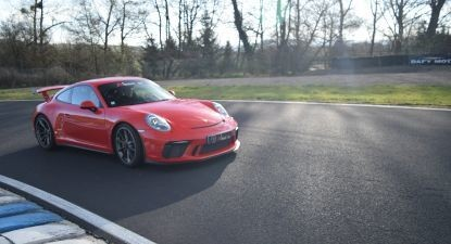 Stage de Pilotage en Porsche 991 GT3 - Circuit de Grand-Sambuc