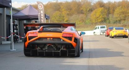 Stage de Pilotage en Lamborghini Supertrofeo - Circuit de Mornay