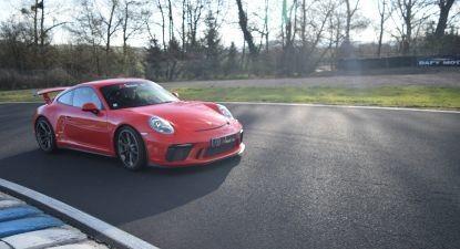 Stage de Pilotage en Porsche 991 GT3 - Circuit de Lohéac