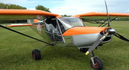 Initiation au pilotage d'avion léger près de Chalon-sur-Saône