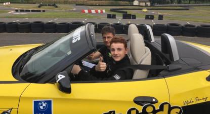 Pilotage spécial enfant sur GT (Porsche, BMW...) près de Pau