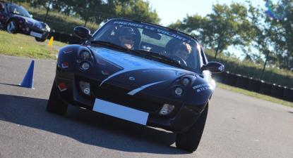 Pilotage d'une GT (Porsche, BMW...) spécial enfant près de Toulouse