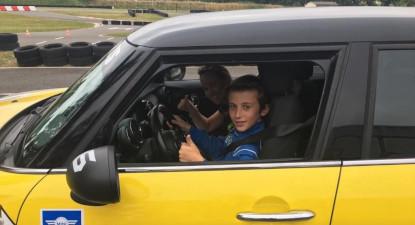 Stage de conduite spécial enfant près de Nantes