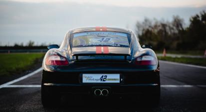 Cours particulier de pilotage sur Porsche Cayman S - Circuit d'Andrézieux