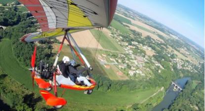 Initiation au pilotage d'Avion Ultra Léger près d'Albi