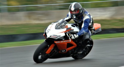 Pilotage en Suzuki GSXR 750 - Circuit d'Albi