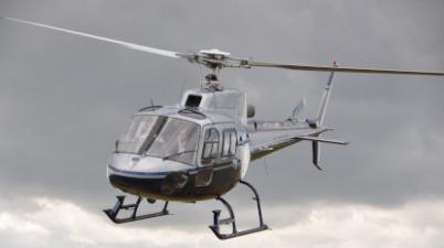 Vol en Hélicoptère - Survol de Quimper et la baie de Douarmenez