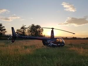 Baptême en Hélicoptère : Vol à proximité de Grenoble