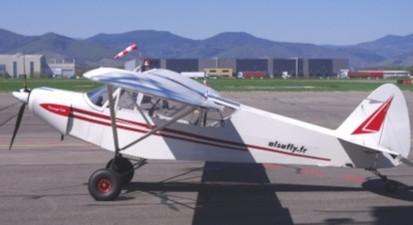 Initiation au pilotage d'avion à Colmar