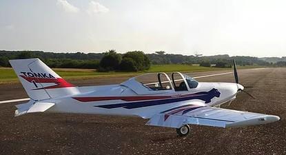 Baptême de l'air en avion dans le ciel des Yvelines depuis Versailles