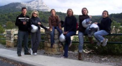 Randonnée en quad près de Marseille