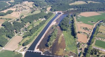 Baptême en ULM en Dordogne à Bergerac