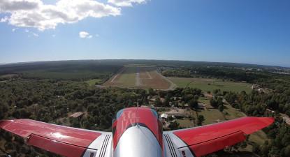 Initiation au pilotage d'ULM au dessus du bassin d'Arcachon
