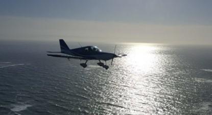 Baptême de l'air en avion près de Bordeaux - Vol au bassin d'Arcachon