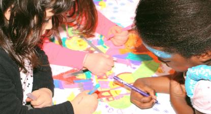 Animation d'anniversaire pour enfant à domicile sur Paris et l'Île-de-France