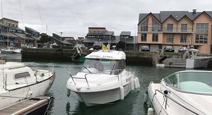 Permis bateau côtier à Paris sur le Port Grenelle