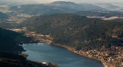 Baptême de l'air en ULM - Vol découverte des Vosges depuis Epinal
