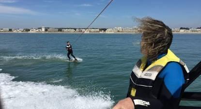 Initiation au Wakeboard à Pornichet près de Saint Nazaire