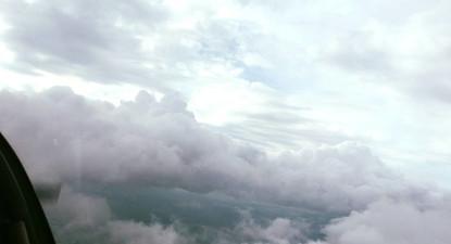 Baptême de l'air en avion léger à Beaune