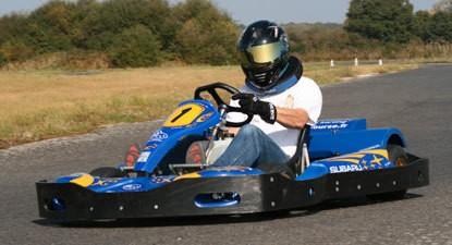 Stage de Karting pour Enfant près d'Orléans
