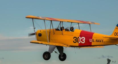 Initiation au pilotage d'avion léger Biplan ou ailes basses à Épinal