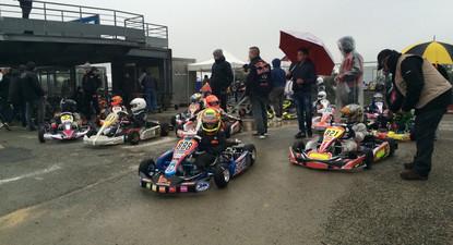 Session de Karting pour enfants à Brignoles