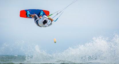 Cours de kiteboard près de Brest sur les plages du Finistère Nord